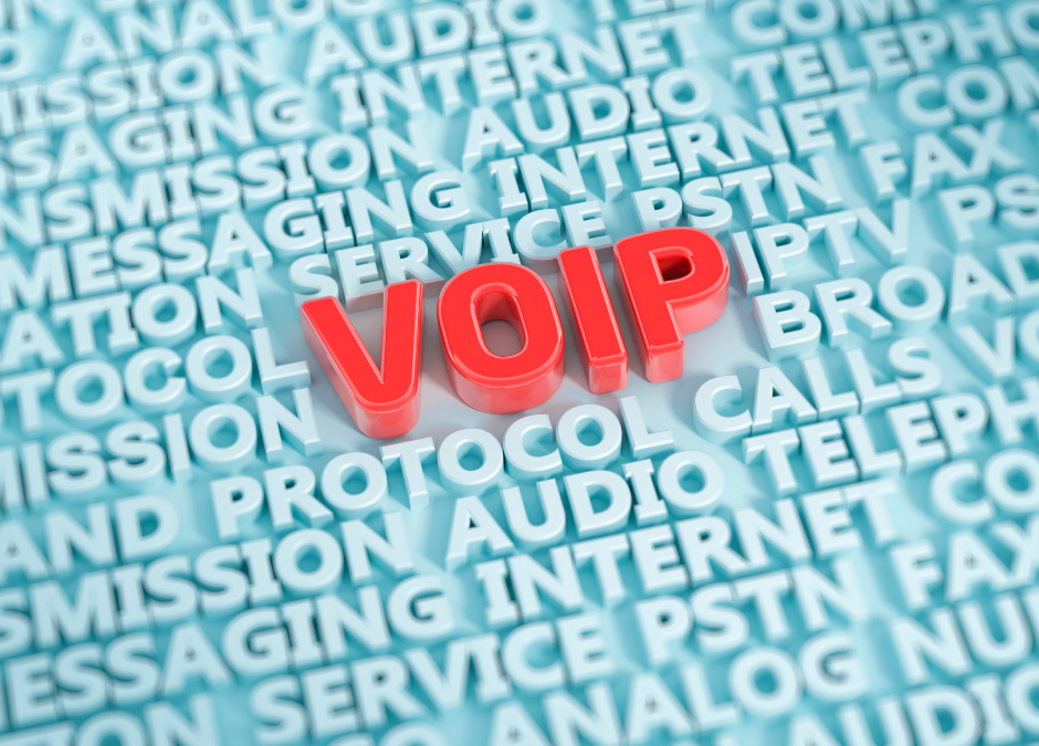 Yabbit - VoIP and SIP Phone Systems - Red VOIP amongst blue technical terms